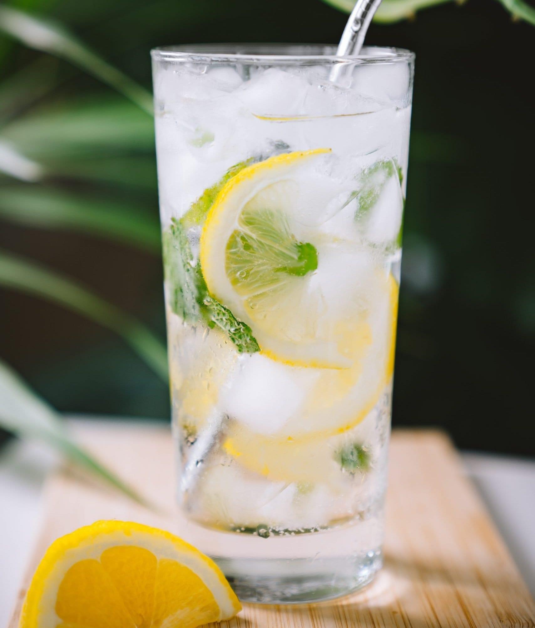 Hoe maak je zelf limonade? 1