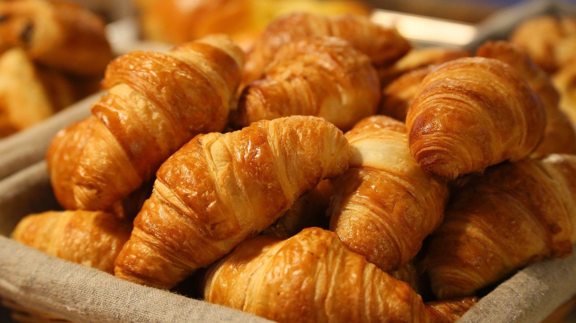 Croissants maken 1
