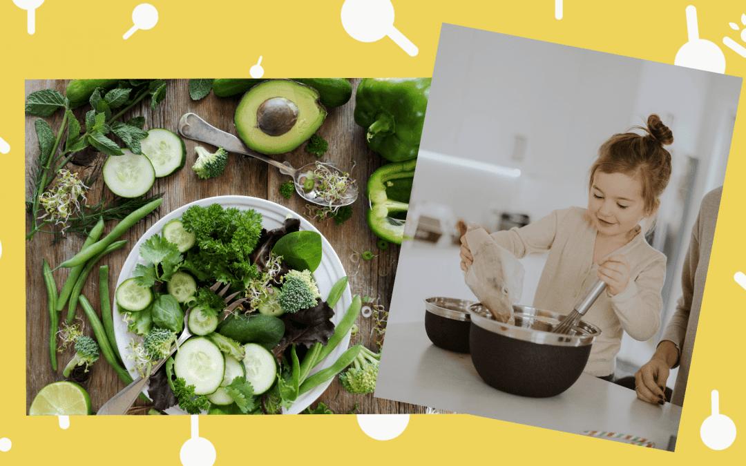 Bewust eten en koken: dit zijn 5 goede voornemens voor 2021