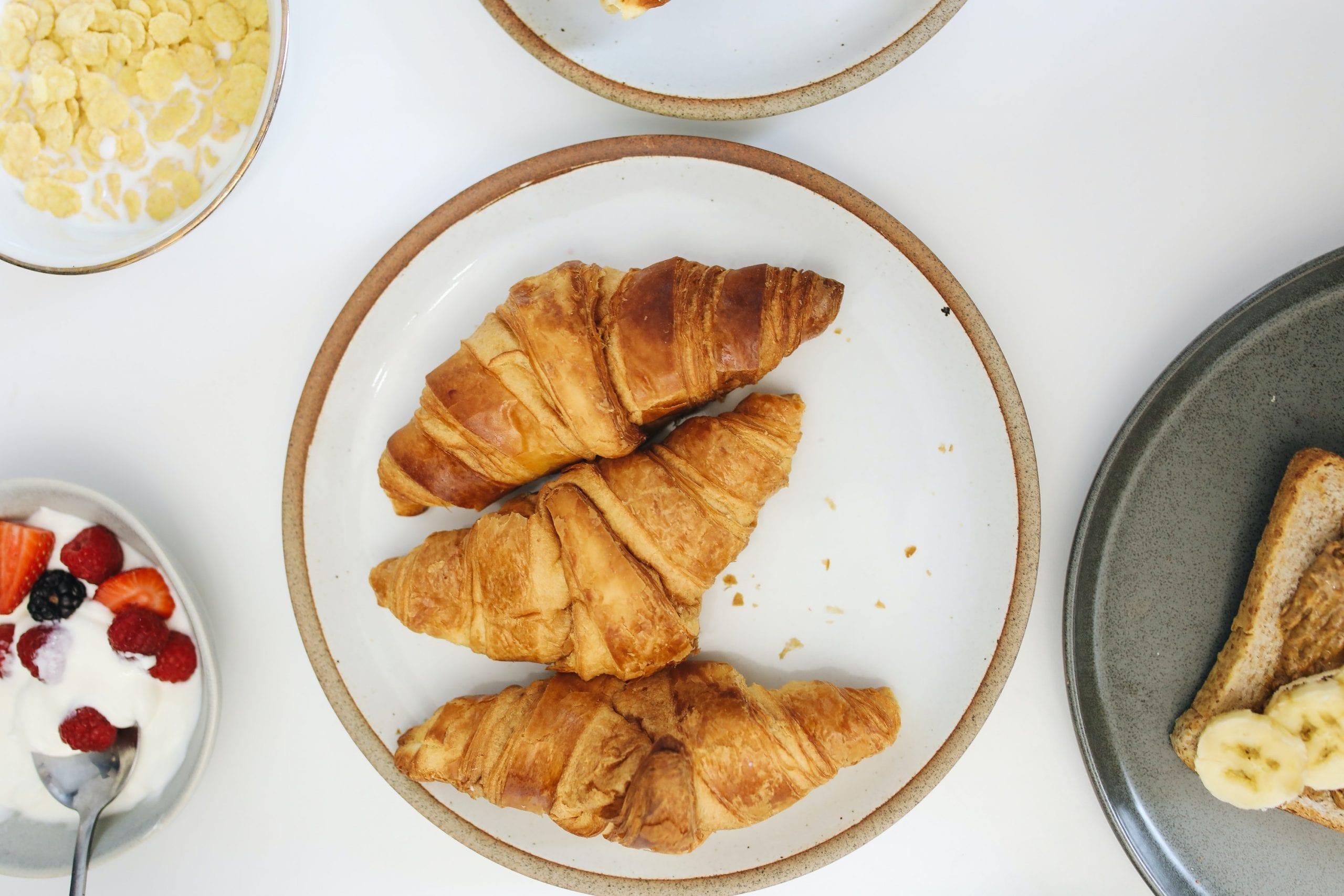 Croissants maken 2